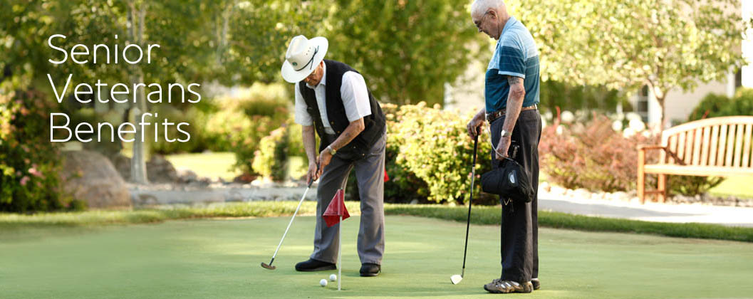 Senior veteran benefits at Highgate Senior Living