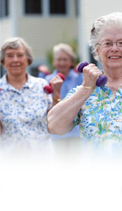 Assisted Living activities at Highgate Senior Living
