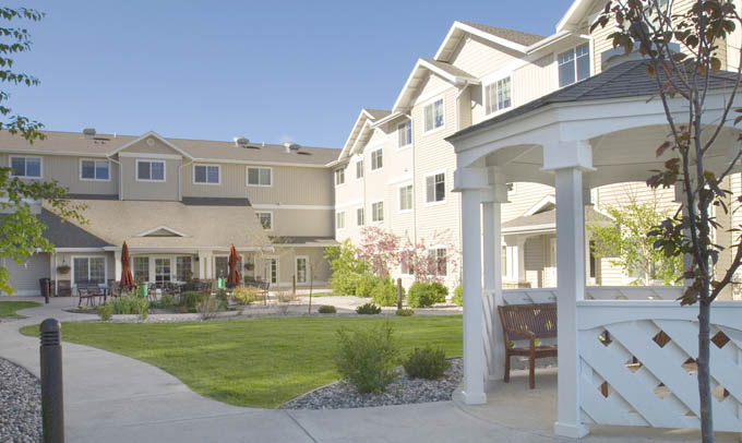 Bozeman retirement Highgate Senior Living