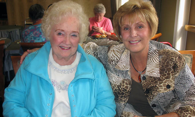 Friends great falls Highgate Senior Living