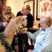 Animal visits housing Highgate Senior Living