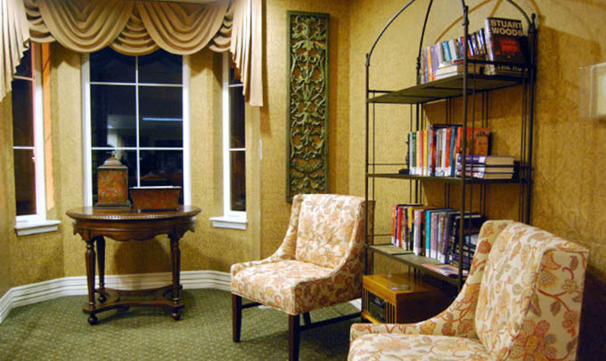 Wenatchee community library Highgate Senior Living