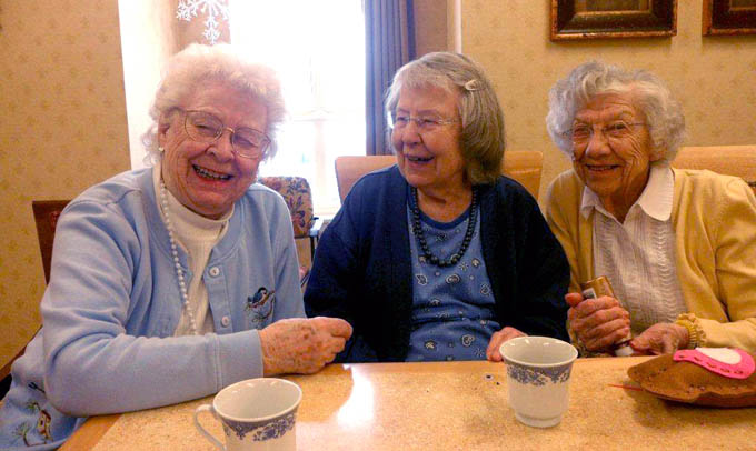 Memory care community yakima Highgate Senior Living