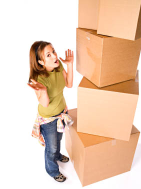 Self storage moving and packing tips.