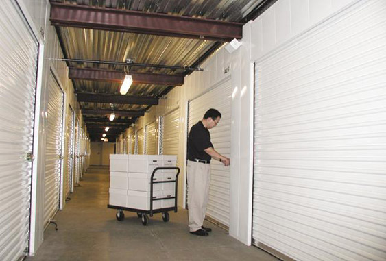 Pasadena storage units available at STORBOX
