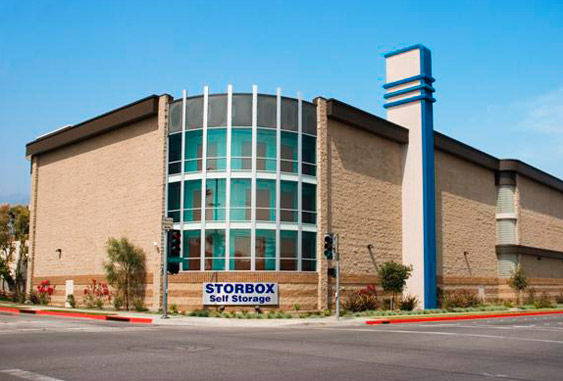 STORBOX Self Storage in Pasadena, CA