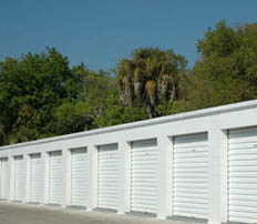 Our secure self storage units at Hide-Away