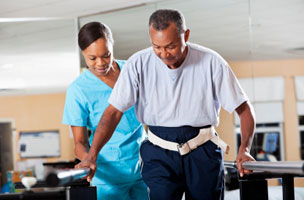 Rehabilitation Therapy at Regency Pacific