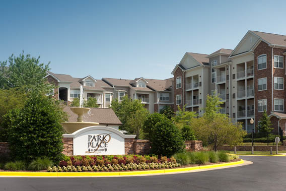 Luxury apartments in Alexandria, VA