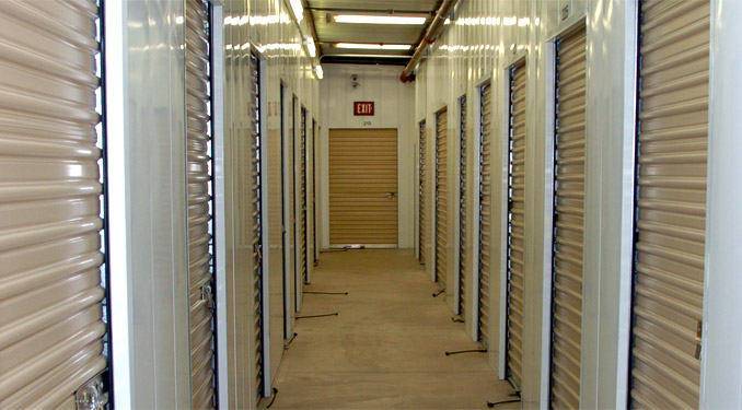 Thousand oaks self storage units at North Ranch