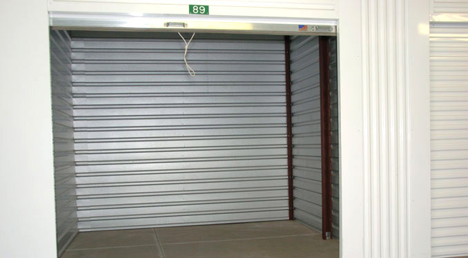 West Simi Lock-Up Self Storage in Simi Valley, CA have clean and secure units.