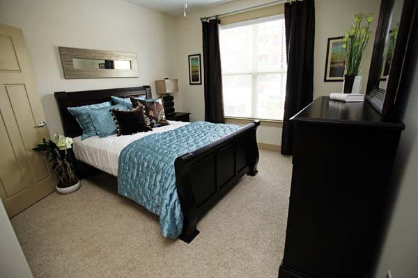Our Chapel Hill two bedroom apartments feature generously sized master suites