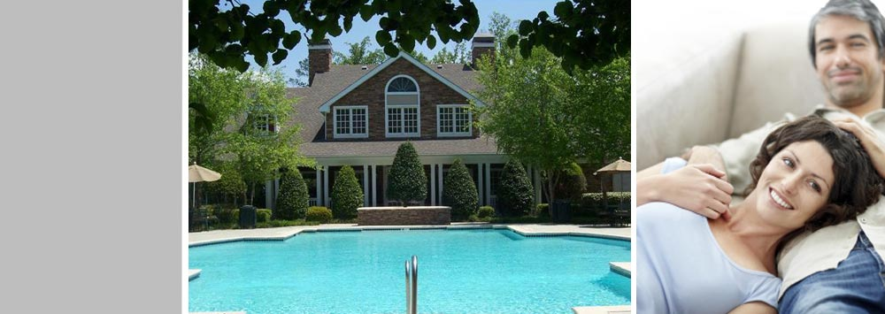 Pool our durham north carolina apartments The Hamptons at Research Triangle Park