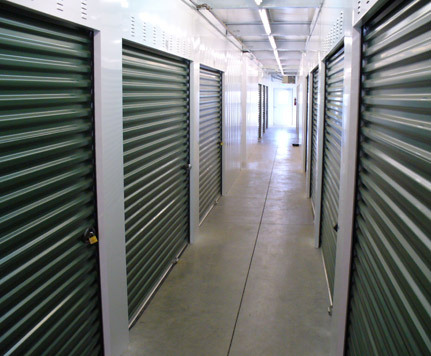 Indoor units blaine self storage