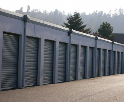 Drive up self storage units in kent