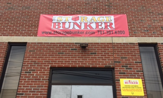 Photo Tour of The Storage Bunker in Medford MA & Self Storage Units in Medford MA near Boston | The Storage Bunker