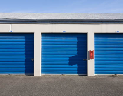 Driveiup units Storage Court Self Storage