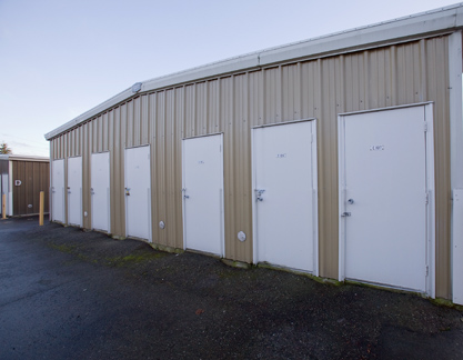 Self outdoor units Redmond Mini Storage