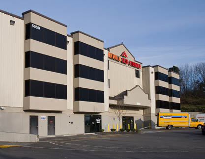Facility Tukwila Self Storage