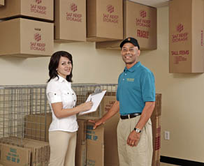 Packing supplies are available at Saf Keep Storage in Hayward