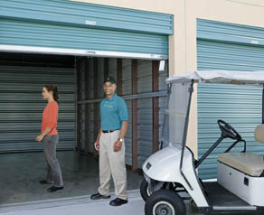 We have the perfect sized unit for your needs at self storage in San Leandro