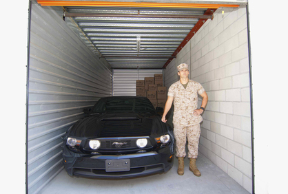 A 1 car military jpg A-1 Self Storage