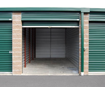 Sefl unit Emerald Heated Self Storage