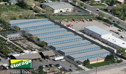 South Towne Storage aerial