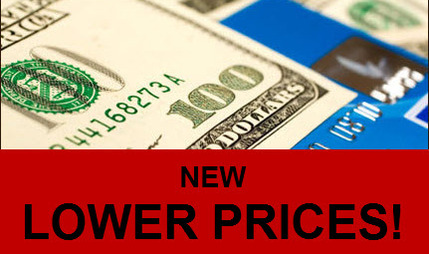 New lower prices Towne Storage