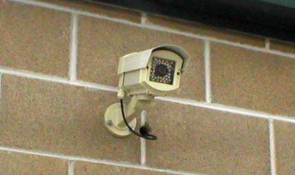 Security cameras Towne Storage