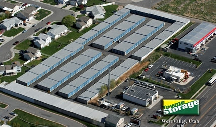 Aerial west valley 5 2010 wv Towne Storage