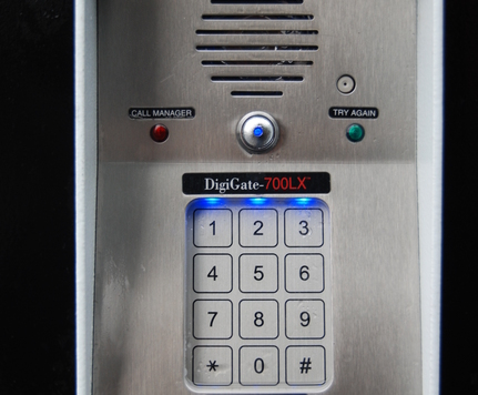 Highway 217 tigard heated storage keypad or