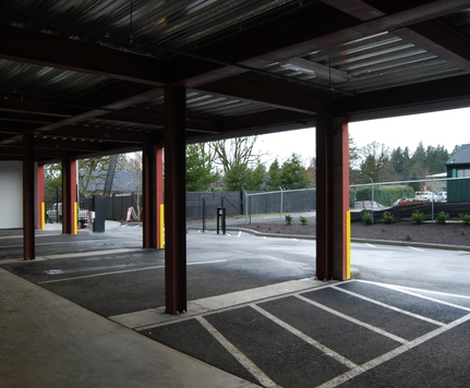 Highway 217 tigard heated storage or