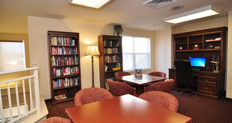 Acadia Senior Living library