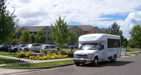 Corvallis or Stoneybrook Assisted Living