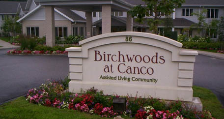 Senior care portland maine Birchwoods at Canco Assisted Living