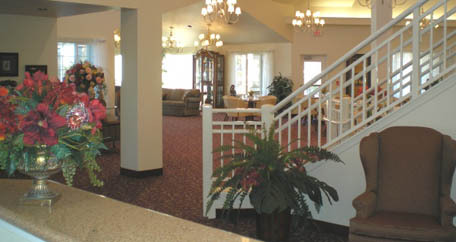 Senior housing ventura ca Palms at Bonaventure Assisted Living