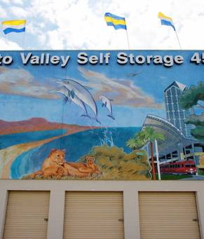 8 Sorrento Valley Self Storage