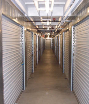 Climate control units Sorrento Valley Self Storage