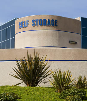 Office building ca Smart Self Storage of Eastlake
