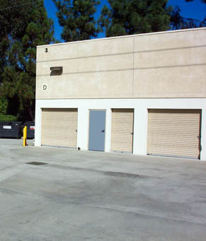 Units ca Encinitas Self Storage