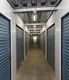 Indoor units Golden Triangle Self Storage