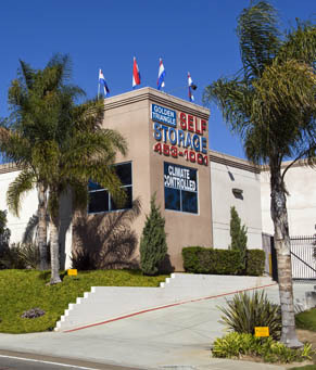 Access san diego ca Golden Triangle Self Storage