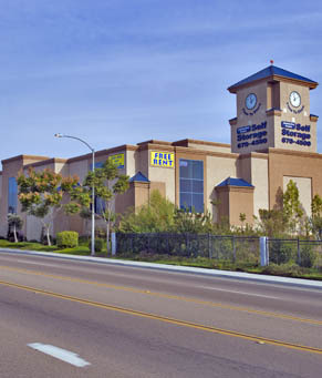 Southern california Jamacha Point Self Storage