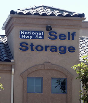 Hwy 54 san diego ca National/54 Self Storage