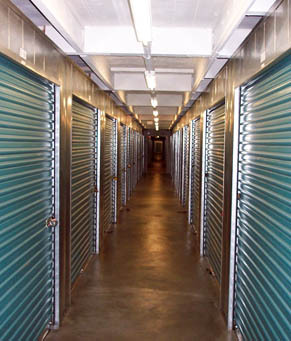 Indoor units ca North County Self Storage