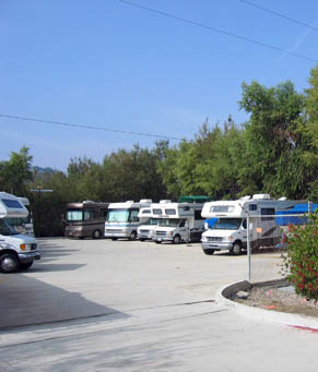 Rv ca Olivenhain Self Storage
