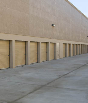 Unit sizes ca Olivenhain Self Storage