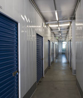 Indoor units ca Otay Crossing Self Storage