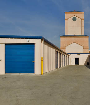 Units southern ca Otay Crossing Self Storage